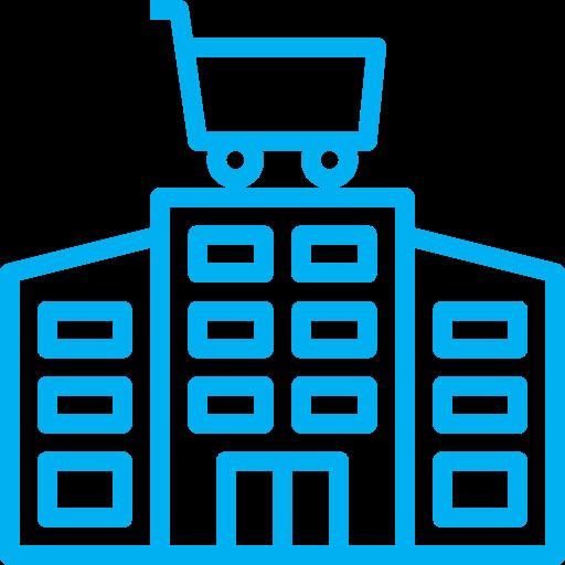 supermarket icon