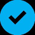 check-mark icon